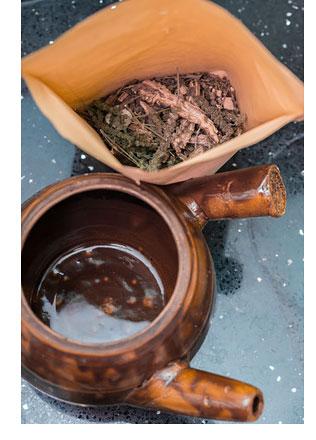 Chinese herb tonic